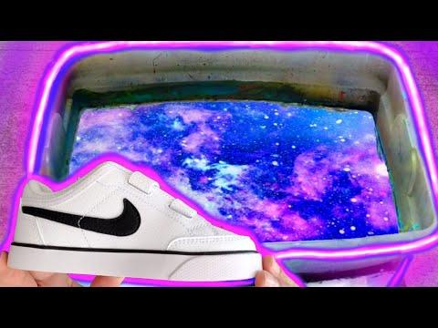 Galaxy HYDRO Dipping NIKE Kid Shoes