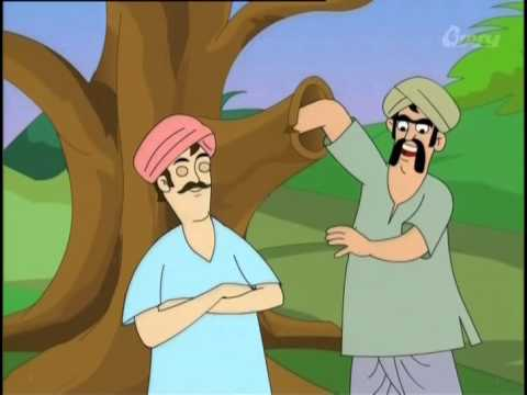 The Two Friends And A Talking Tree | Cartoon Channel | Famous ...