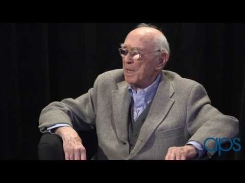Inside the Psychologist's Studio with Jerome S. Bruner