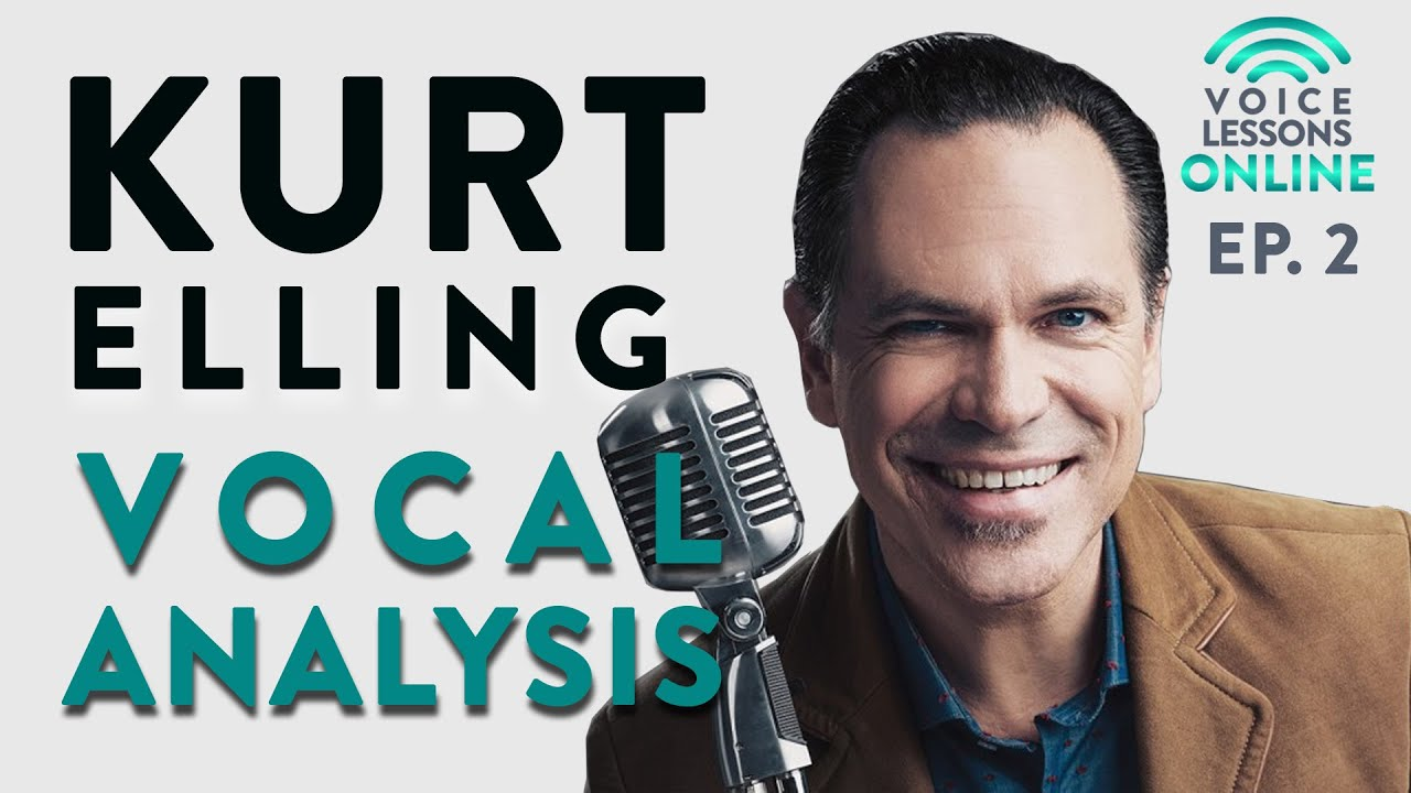 Kurt Elling Vocal Analysis - Ep. 2 Voice Lessons Online Cover