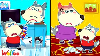 Daddy, Mommy! Please Don't Be Angry with Wolfoo! - Kids Stories About Wolfoo Family | Wolfoo Channel