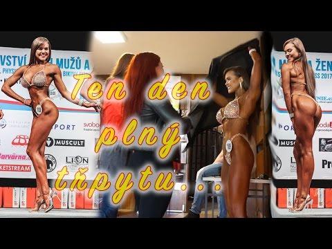 Soutěžní den | Mistrovství Čech Kutná hora | Bikini prep XXII. díl