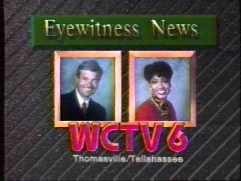 WCTV Channel 6 Tallahassee Florida news promo 1994