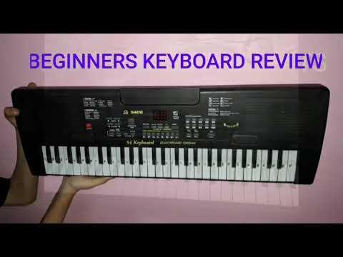 Beginners piano (keyboard) review