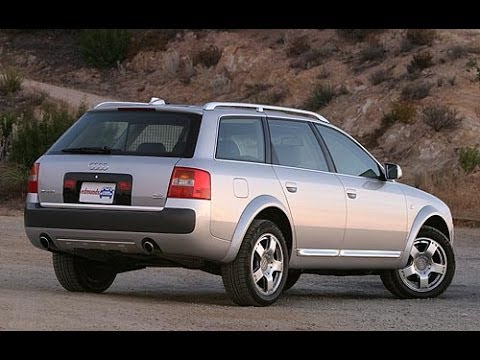 2005 Audi Allroad Quattro 2 7 Twin Turbo Review