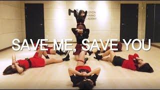 WJSN (우주소녀) - 'SAVE ME, SAVE YOU (부탁해)' 안무 K-pop Dance Cover 뮤닥터 아카데미