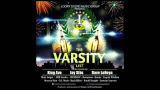 VARSITY LIST | East Coast Underground Hip-Hop Mixtape | (Mixed by Loki Luciano) [2014]