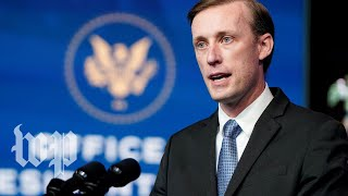 Biden picks Jake Sullivan as his national security adviser