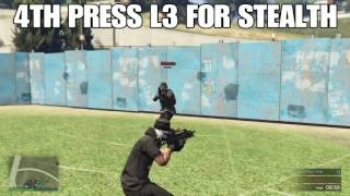 GTA5 Run N Gun Pro Tips
