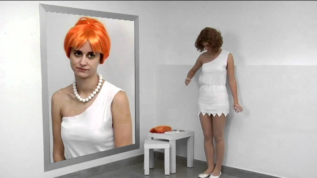 Como Vestirse De Wilma Picapiedra Youtube