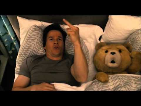 "Ted 2012 ""Thunder Buddies/Fuck You Thunder"". (Lyrics in description) funny!"
