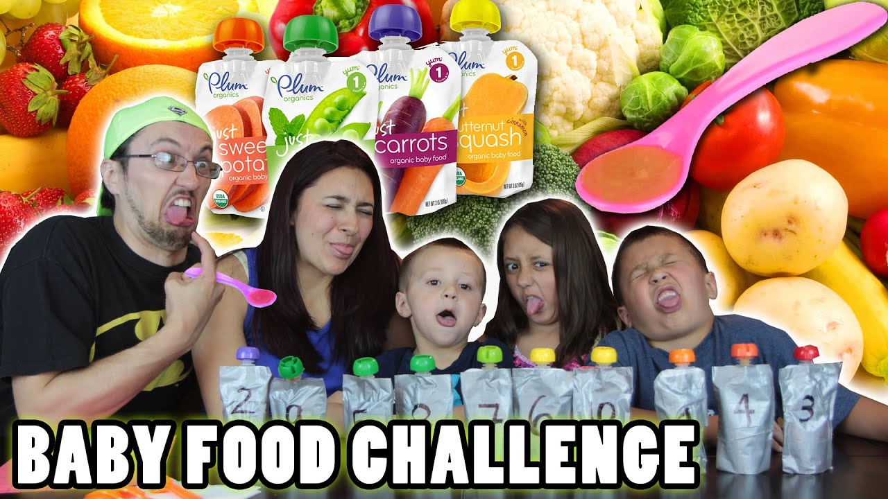 Baby Food Challenge Funnel Vision
