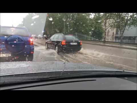 Vilnius skęsta 2017.06.29