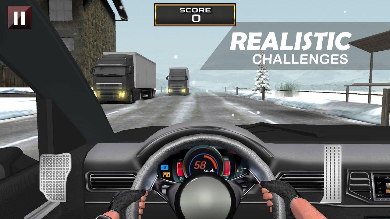 Racing In Car >> Real Racing In Car Game Trailer Android Ios Game Play Youtube
