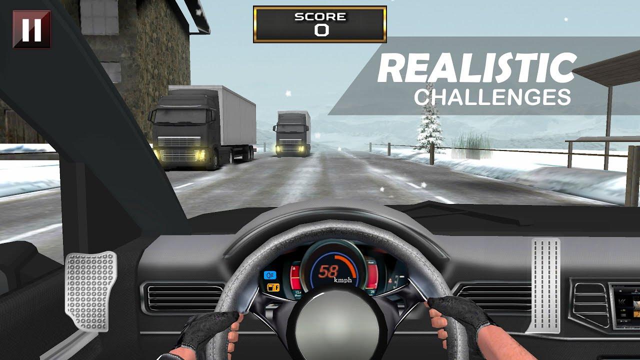 Racing In Car Youtube Gaming