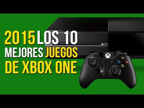 Los 10 MEJORES JUEGOS de XBOX ONE [2015]