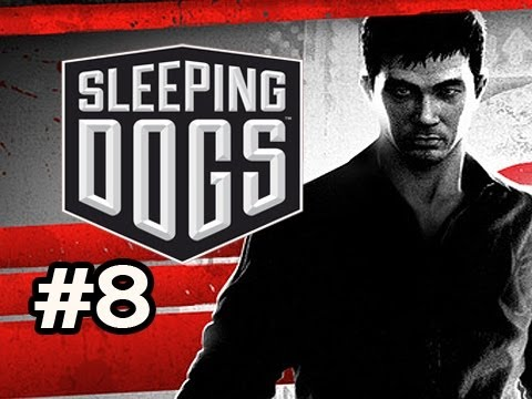 Sleeping Dogs Drug Bust Walkthrough