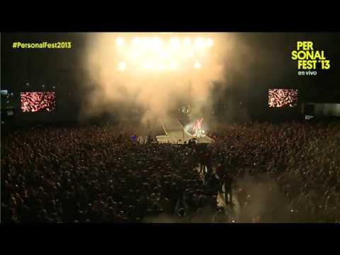 Muse - Personal Fest 2013, Argentina