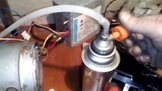 Переносной отопитель ШААЗ-015 от ЗАЗ 968 на УАЗ 2206 Ч.4