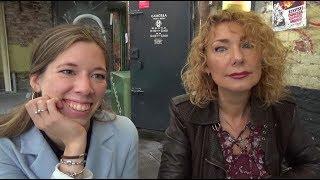 Как одеваются итальянки, впечатления о России. Alessia из Турина - гость моего канала.