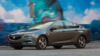 You Don't Know !!! 2018 Buick Regal Sportback First Drive Review   Eyes Wide Shut