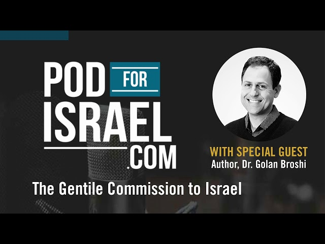 Did the Church fulfill their calling to Israel?  - Pod for Israel