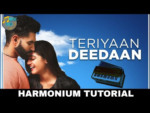 teriaan-deedaan-by-prabh-gill-how-to-play-on-harmonium-|-harmonium-tutorial-|-music-guru