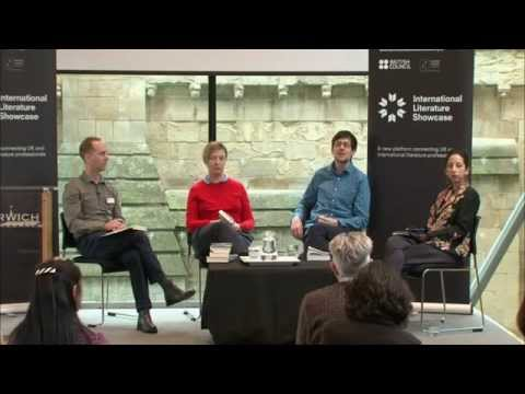 Nonfiction and Memoir: Charlotte Higgins, Patrick Barkham and Bidisha
