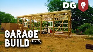 day 3 how to build a garage for your brother