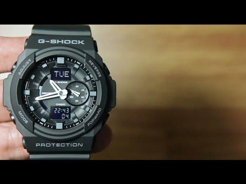 cbbe0029463 Casio G-shock GA-150-1A - YouTube