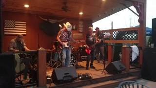 Ted Riser ad The Marshall band perform the Allmans classic at Zeppe...