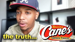 What It's Like Worĸing At Raising Cane's Chicken Fingers
