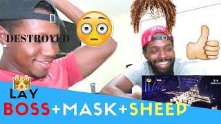 Download Video Lay live medley (Boss +Mask + Sheep) {Honest Reaction} MP3 3GP MP4