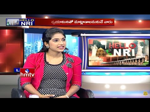 Bahubali Singer Satya Yamini Exclusive Interview | Life Journey | HELLO NRI | HMTV