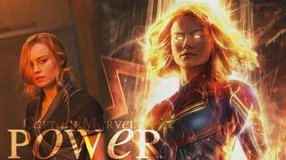 Carol Danvers || Power [FMV]