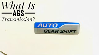 What Is AGS? - Suzuki's Auto Gear Shift Technology Explained - AGS Transmission