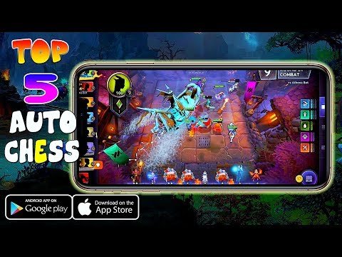 Top 5 Games Auto Chess Mobile 2019 (Android/IOS)