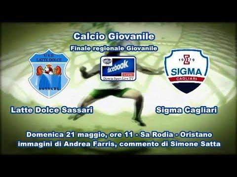 Calcio Giovanile – Latte Dolce Sassari – Sigma Cagliari (4-3 ai rigori)