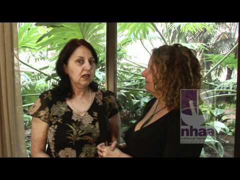 Danuta Hulajko herbalist from Poland. National Herbalists Association of Australia