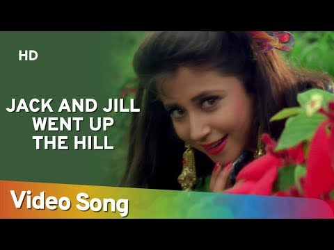 Jack And Jill Went Up The Hill (HD) - Kanoon -Ajay Devgan - Urmila Matondkar- Children's Day Special