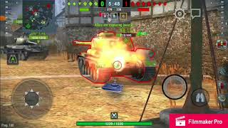 Wotb Type 62: gameplay