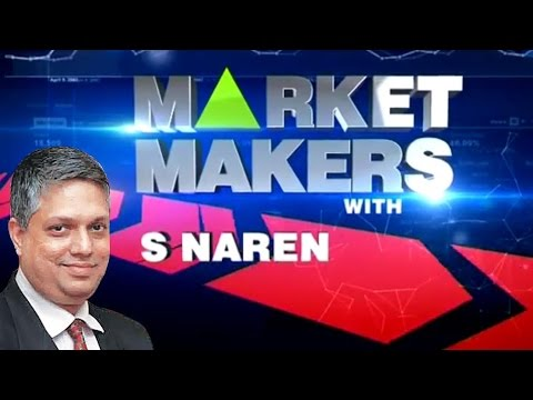 Market Makers With S Naren