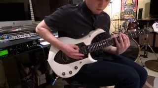"Cole Schwartz - Stone Sour - ""Absolute Zero"" Guitar Cover"