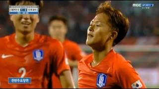 South Korea vs Uruguay / Seung-Woo Lee Goal
