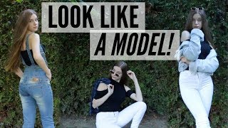 MODEL TRENDS! How to look like an IG Model