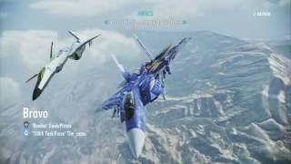 Ace Combat Infinity B7R Dogfight Battle 1 [ 27th July ]