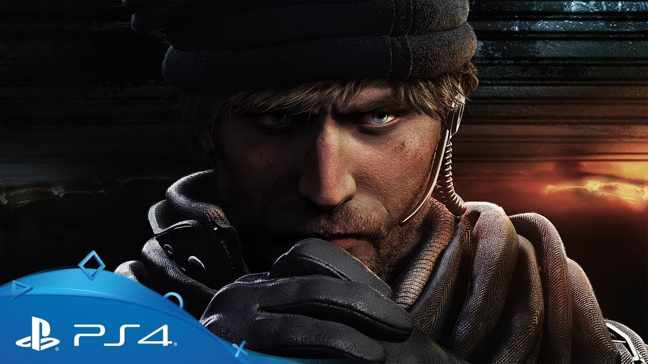 Tom Clancy's Rainbow Six Siege | Operation Grim Sky : Maverick Operator | PS4