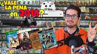 Xbox One en 2018: ¿Vale la pena comprar? - Mejores juegos, modelos, y periféricos | Retro - SQS