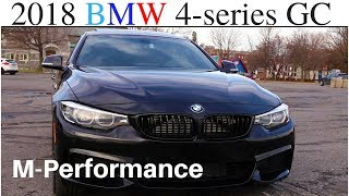 2018 BMW 440i Gran Coupe | M Performance |