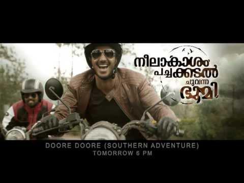 Neelakasham Pachakadal Chuvanna Bhoomi - DOORE DOORE song teaser